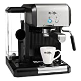 Best Cappuccino Makers - Mr. Coffee Café Steam Automatic Espresso and Cappuccino Review