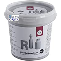 Rayher Creativ-Beton Paste, Cubo 1,4 kg, Varios, Gris, 1.33 x 1.33 x 1.3 cm