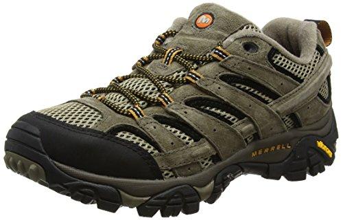 Merrell Moab 2 Vent Trekking en wandelschoenen voor heren, bruin, 41 EU
