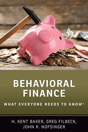 Behavioral Finance: What Everyone Needs to Know (R)