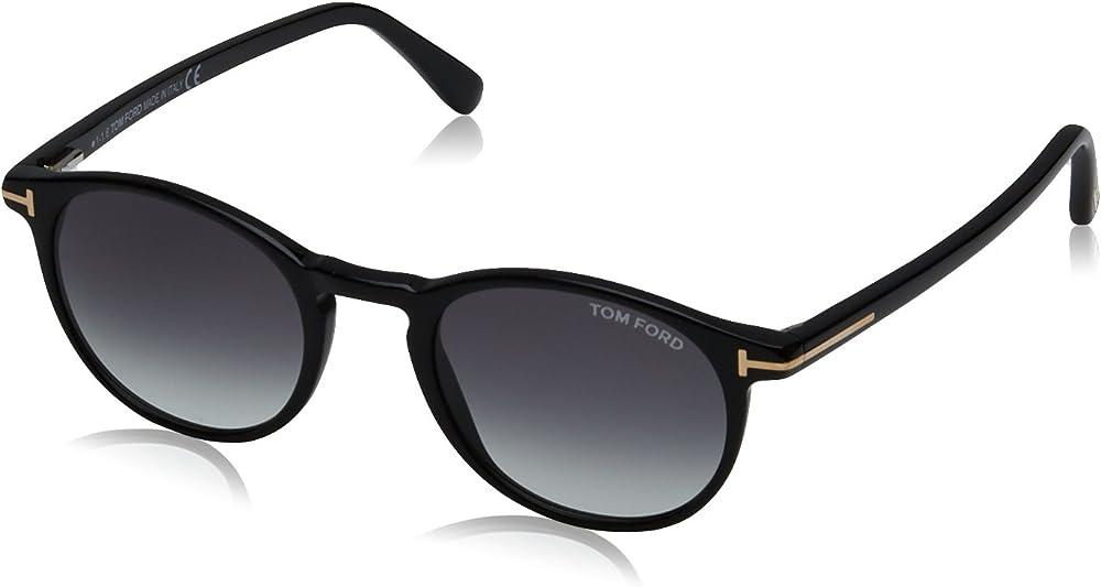 Tom ford ,  montatura unisex per occhiali da sole FT0539 SUNGLASS PANT