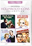 Universal Hollywood Icons Collection: Carole Lombard (Hands Across the Table / Love Before Breakfast / My Man...