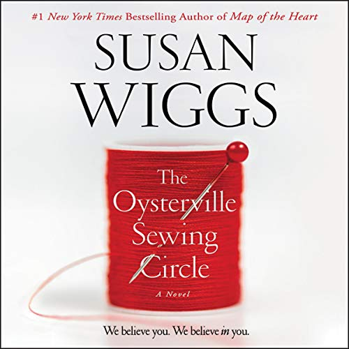 The Oysterville Sewing Circle cover art