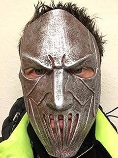 comprar comparacion Máscara de látex de goma Johnnies TM, estilo Slipknot Mick Thompson, banda de metal pesado, película FX, calidad de disfra...