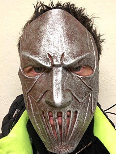 Rubber Johnnies TM Slipknot Estilo Mick Thompson Máscara De Látex Heavy Metal Banda Película FX Quality Disfraz Masquerade