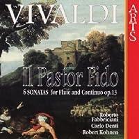 Chedeville: Il Pastor Fido (Formerly Attributed to Vivaldi) / Fabbriciani (1998-08-25)