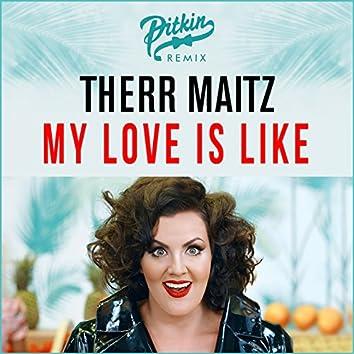My Love Is Like (DJ PitkiN Remix)