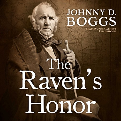 The Raven's Honor audiobook cover art