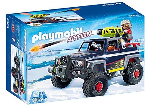 Playmobil Pirata do Gelo com Jipe, Sunny