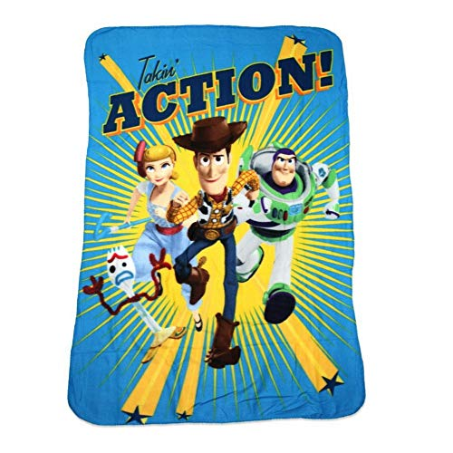 Générique Manta Polar Toy Story Woody y Buzz Cobertura Silla