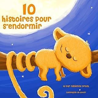 Couverture de Dix histoires pour s'endormir