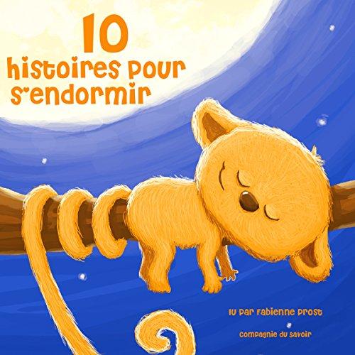 Page de couverture de Dix histoires pour s'endormir
