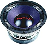 Beyma PRO10MI 10-Inch 350 Watt RMS Mid-Bass/Midrange Car Audio Speakers, Black, One Size