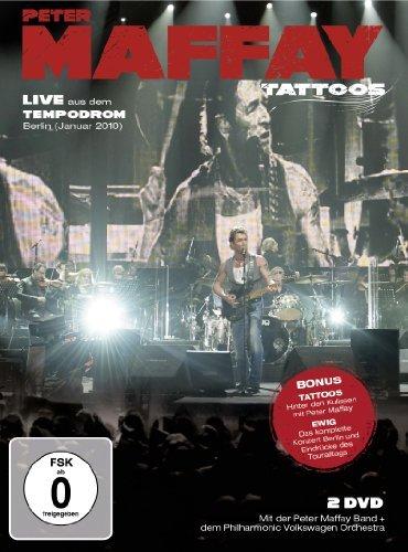 Maffay,Peter Tattoos-Live [Import allemand]