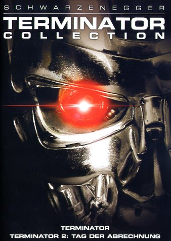 Terminator Collection (2 Teile, FSK 16) [2 DVDs]