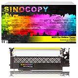 SinoCopy - Cartucho de tóner con chip (sustituye a HP W2072A, 117A, para impresora Color Laser 150, 150A, 150NW, MFP, 178, 178NW, 178NWG, 179, 179FNG, 179FNW, 179FWG)