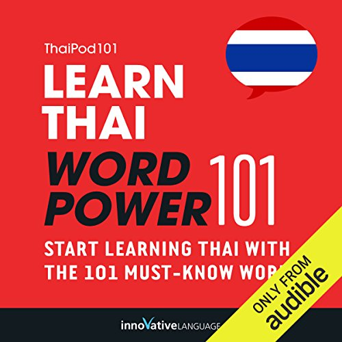 Learn Thai - Word Power 101 cover art