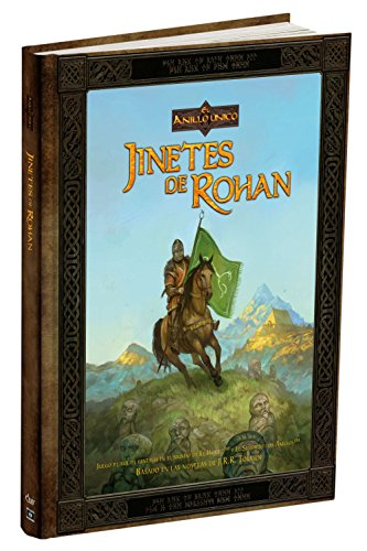 Devir Anillo Unico: Jinetes De Rohan-Suplemento De rol (Castellano) (1)