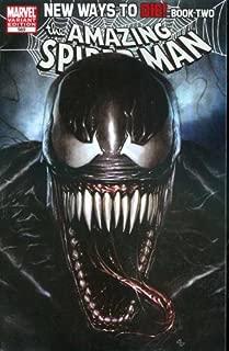 Amazing Spider-man #569 B Variant Cover B