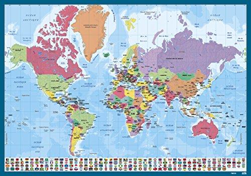 carte du monde lidl