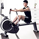 Angel Zuhause rudergerät Sport Rudergerät Körper Toner Familie Rudern Fitness Aerobic Gewichtsverlust