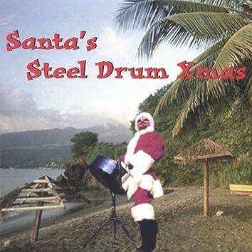 Santa's Steel Drum Xmas