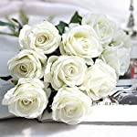Louiesya-Artificial-Flowers-Fake-Flowers-Bouquet-Silk-Roses-Real-Touch-Bridal-Wedding-Bouquet-for-Home-Garden-Party-Floral-Decor-6-Pcs