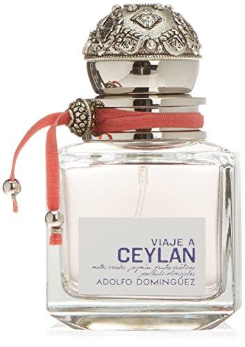 Adolfo Dominguez Viaje A Ceylan Woman Agua de Colonia - 100 ml