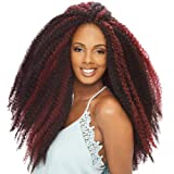 Janet Collection Afro Twist Braid Color 1B (6...