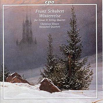 Schubert: Winterreise, Op. 89, D. 911 (Arr. J. Josef for Tenor & String Quartet)