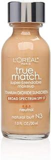 L'Oreal Paris True Match Super-Blendable Makeup N3 Natural Buff