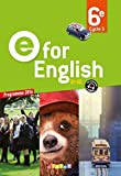 E for English 6e - Worbook by Virginie Bordat (2016-05-04) - Didier - 04/05/2016