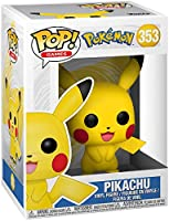 Funko 31528 Pop Games Pokemon S1- Pikachu