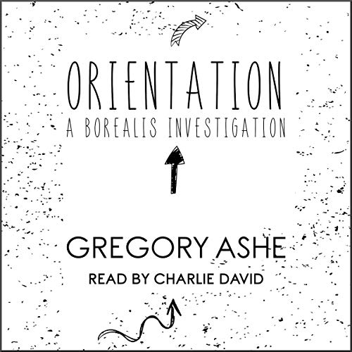 Orientation audiobook cover art
