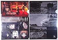 劇場版ガールズ&パンツァー クリアファイル 2種類 プラウダ高校 T-3476中戦車 KV-2重戦車 スターリン重戦車 ホビーアイテム