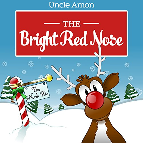 The Bright Red Nose audiobook cover art