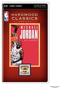 NBA Hardwood Classics  Michael Jordan - His Airness [UMD for PSP]