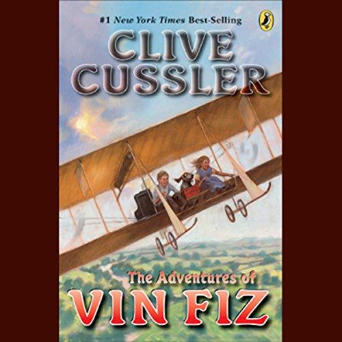 Adventures of Vin Fiz cover art