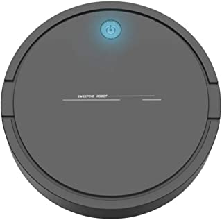 FinWell Robot Vacuum Cleaner Vacuum And Smart Mop Robotic Cleaner Effective Removal for Pet Hair Hard Floor Carpet