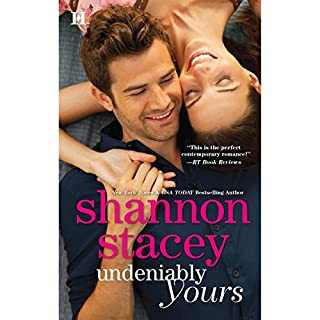 Undeniably Yours audiobook cover art