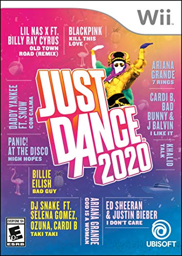 Just Dance 2020  Nintendo Wii Standard Edition