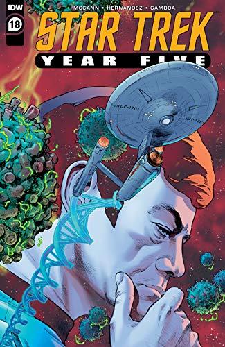 Star Trek: Year Five #18 (English Edition)