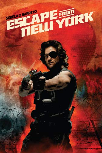 Escape from New York : Tome 1