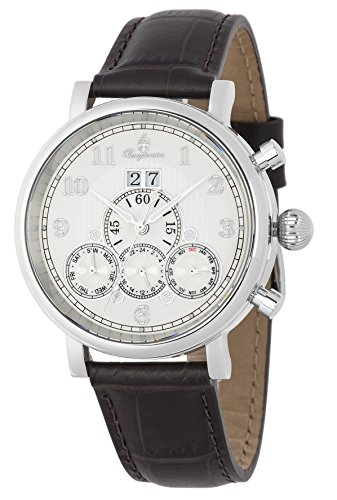 Burgmeister Herren analog Automatik Uhr BM338-115