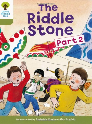 Oxford Reading Tree: Level 7: More Stories B: The Riddle Stone Part Twoの詳細を見る