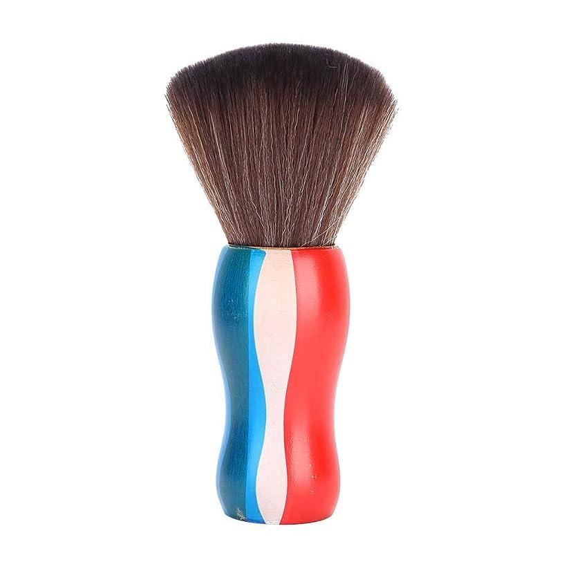フォアマンキュービックハントナイロン毛の塵のクリーニングの掃除のブラシの柔らかいクリーニングの首の表面毛の除去剤のブラシ