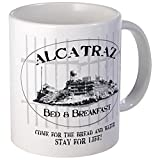 CafePress ALCATRAZ BB Mugs Unique Coffee Mug, Coffee Cup