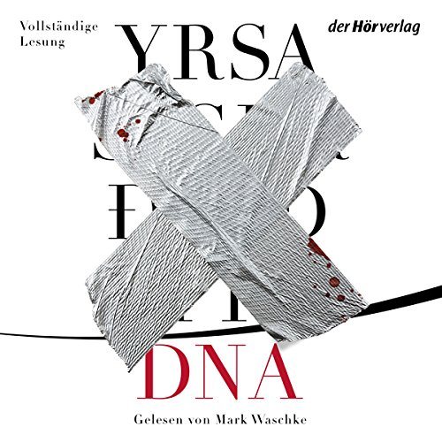 DNA audiobook cover art
