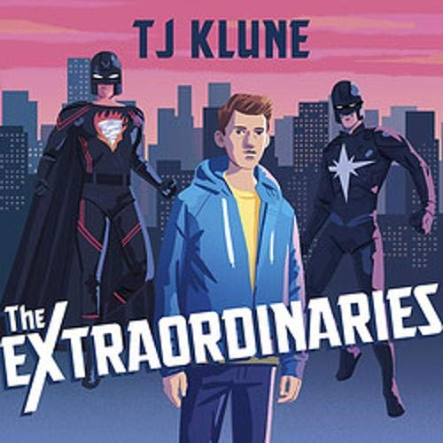 The Extraordinaries cover art