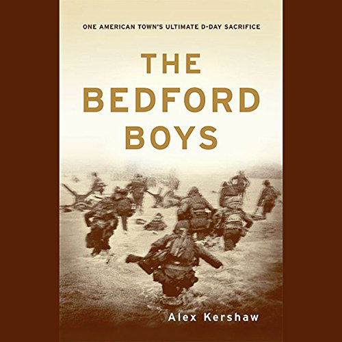 The Bedford Boys audiobook cover art